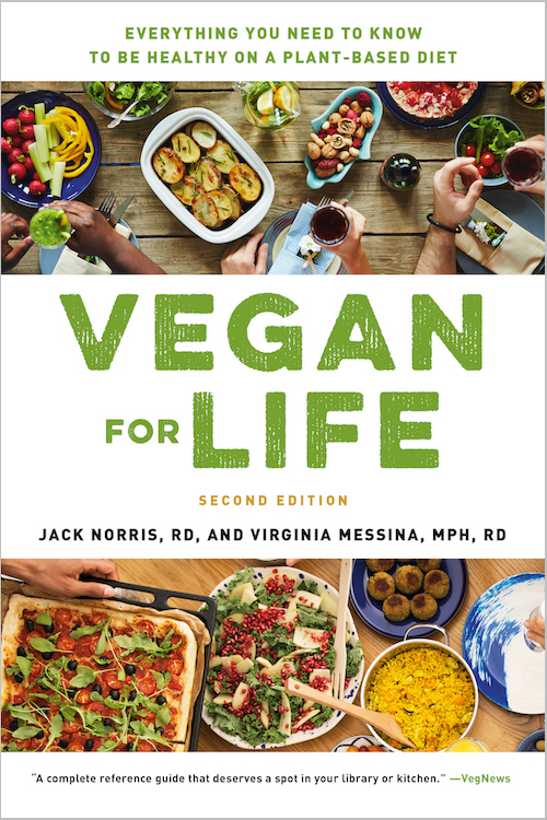 Vegan for Life cover